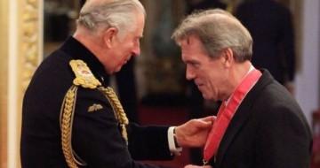 Актор Г'ю Лорі став кавалером ордена Британської імперії