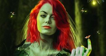 Як Емма Стоун виглядає в ролі Poison Ivy в «Готем-Сіті Сирен»