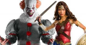 Пеннівайз та Диво-Жінка - найпопулярніші костюми на Хеловін в США