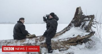 """""""Ціна правди"""": як знімали фільм про Голодомор в українських снігах - BBC News Україна"""