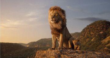 Вийшов трейлер фільму «Король Лев»