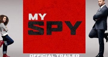 Вийшов трейлер фільму «Мій шпигун»