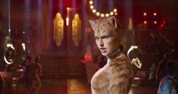 Вийшов трейлер фільму «Кішки»
