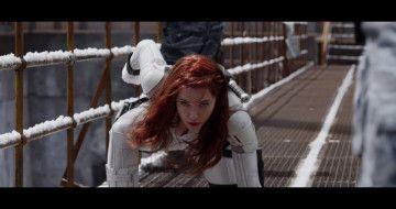 Вийшов трейлер фільму «Чорна вдова»